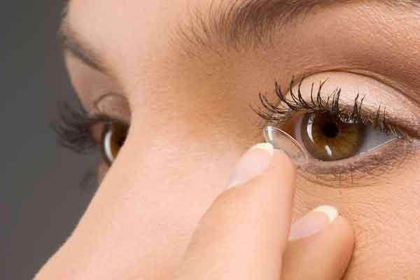 Desinfección total lentillas desechables mensuales